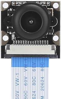 Módulo de cámara, 1080P 5MP Mini módulo de cámara de visión Nocturna Módulo de cámara de Ojo de pez de 130 ° para Raspberr...