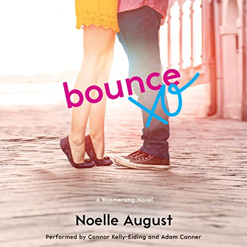 Bounce Audiobook By Noelle August cover art