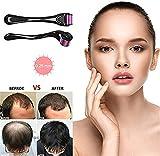 DBUKULELE Aktivierungswalze für das Nachwachsen der Haare, Kopfhautwalze für das Haarwachstum,...