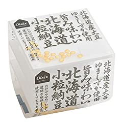 [冷蔵] Oisix【小粒】旨み味わい北海道納豆
