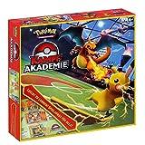 Arkero-G Pokémon - Juego de cartas de combate para principiantes Glurak Raichu Mewtu-GX, alemán, incluye 100 fundas suaves estándar