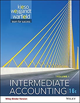 Best intermediate accounting 16th edition Reviews
