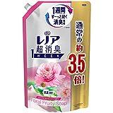 レノア超消臭 1WEEK フローラルフルーティーソープの香り つめかえ用 超特大サイズ 1390ml