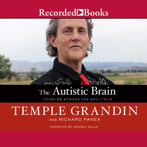 The Autistic Brain audiobook cover art