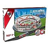 River Plate El Monumental Stadion 3D Puzzel