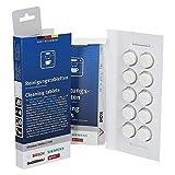 Bosch 311940 Reinigungstabletten, weiß