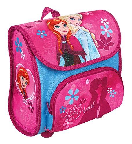 Undercover FRWD8240 Vorschulranzen Disney Frozen, ca. 23 x 21 x 11 cm