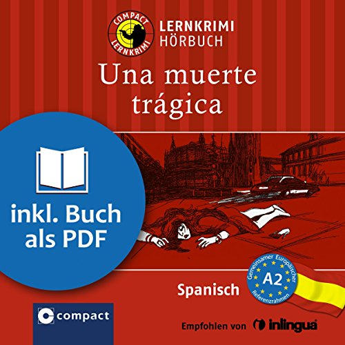Una muerte trágica (Compact Lernkrimi Hörbuch) cover art