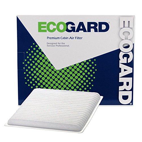 ECOGARD XC35516 Premium Cabin Air Filter Fits Toyota Prius 2001-2009, 4Runner 2003-2009, FJ Cruiser 2007-2014, Celica 2000-2005, Sienna 2003 | Subaru Outback 2005-2009, Legacy 2005-2009
