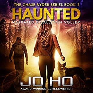 Haunted      The Chase Ryder Series, Book 2              By:                                                                                                                                 Jo Ho                               Narrated by:                                                                                                                                 Allyson Voller                      Length: 9 hrs and 5 mins     5 ratings     Overall 5.0