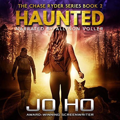 Haunted      The Chase Ryder Series, Book 2              By:                                                                                                                                 Jo Ho                               Narrated by:                                                                                                                                 Allyson Voller                      Length: 9 hrs and 5 mins     1 rating     Overall 5.0