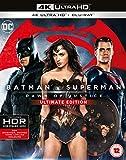 Batman v Superman: Dawn of Justice (Ultimate Edition 4K Ultra HD) [Includes Digital Download] [Blu-ray] [2016] [Region Free]