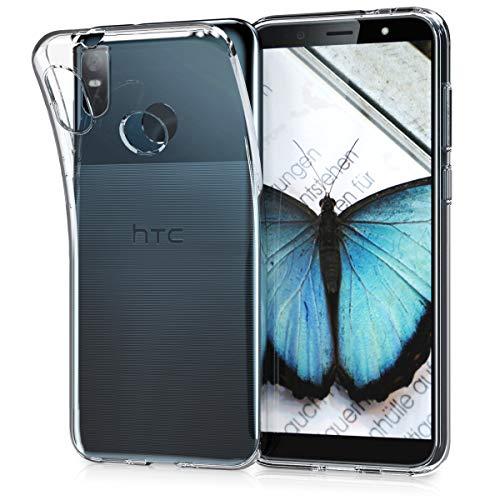 kwmobile Case kompatibel mit HTC U12 Life - Hülle Handy - Handyhülle in Transparent