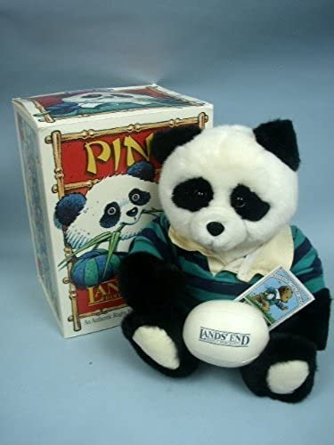 Ping Land's End Rugby Bear 16 Plush by Land's End Inc   Gund