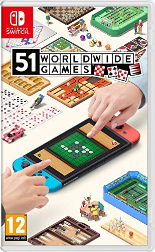 51 Worldwide Games (Nintendo Switch)