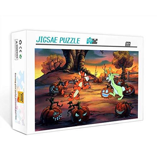 Puzzles rompecabezas winnie pooh