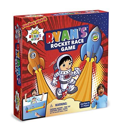 Ryan's Rocket Race Game