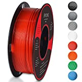 Print Temperature Range: 190℃-220℃ High Quality: 1.75mm, tolerance +/- 0.02mm Tangle Free: Specially designed to reduce Tangling Jammed Free: Das Filament verursacht keine verstopfte Düse Perfect After-sale Service and Warranty: Any quality problems,...