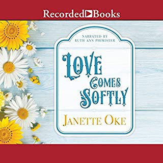 Love Comes Softly                   By:                                                                                                                                 Janette Oke                               Narrated by:                                                                                                                                 Ruth Ann Phimister                      Length: 7 hrs and 37 mins     399 ratings     Overall 4.5