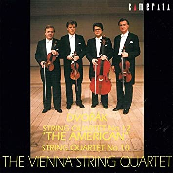 Dvořák: String Quartets Nos. 12 & 10
