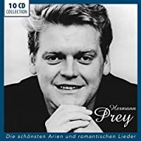 Hermann Prey: Die schönsten Arien und romantischen Lieder