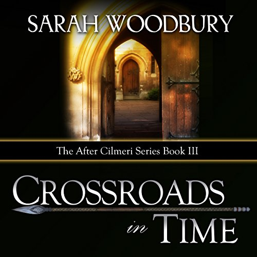 Crossroads in Time audiobook cover art