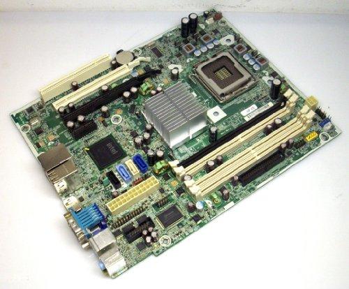 HP Mars 462432-001 460969-002 Mainboard Intel Sockel 775 PCIe PCI SATA USB GLan für Compaq dc7900 dc 7900 SFF Small Form Factor - Mainboard ohne jegliches Zubehör