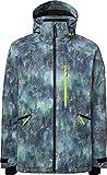 Best O'Neill Snow Jackets - O'NEILL Diabase Snowboard Jacket Mens Sz L Green Review