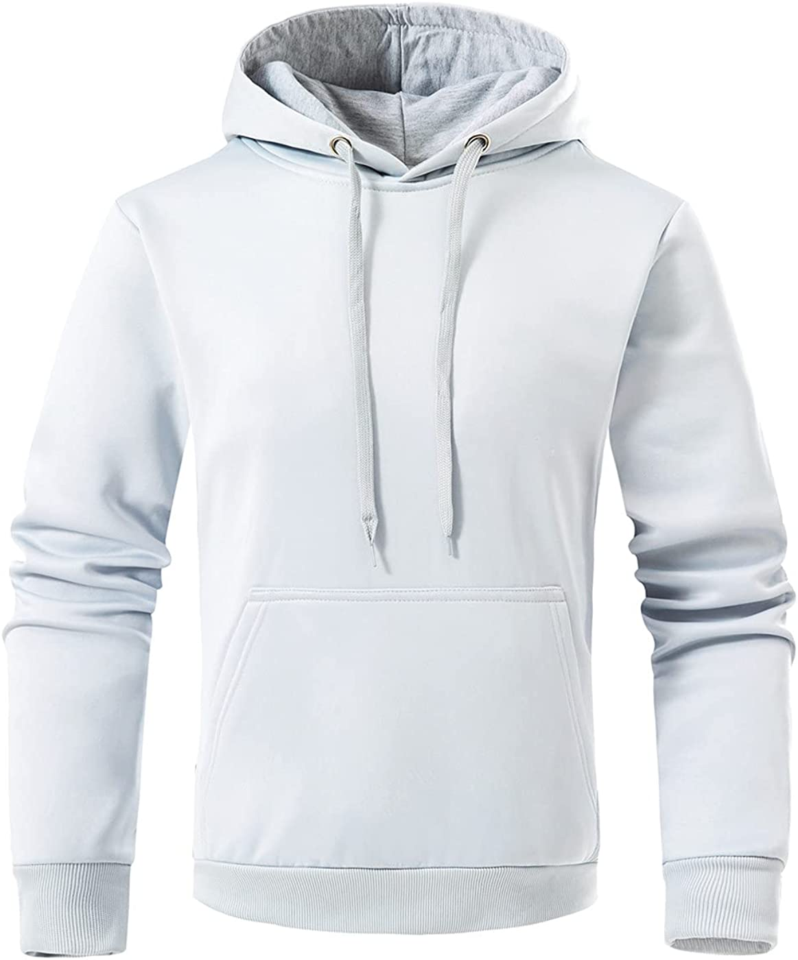 JiangWu Men's Ranking TOP19 Novelty Pullover Casual Fleece Lightweight Hoodie New products world's highest quality popular