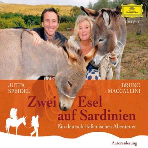 Zwei Esel auf Sardinien Titelbild