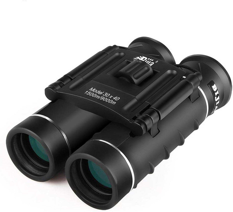 FUHOAHDD Binoculars telescope 30  40 HD sharp BA4K material Paul system