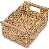 VATIMA Small Wicker Baskets for Organizing Bathroom,...