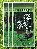 香撰堂本舗 極焙煎深蒸茶 100g 炭火焙煎 高級静岡茶 牧之原産 (3)