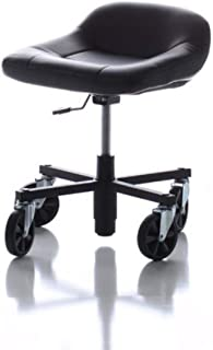 "Traxion 2-240 Retro X-Seat with 5"" Caster"