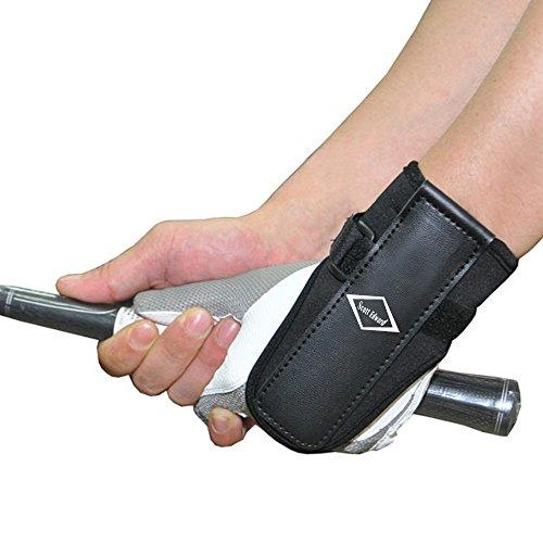 Scott Edward Golf Wrist Brace Band, Golf Swing Training Correct Aid, Practice Tool, Swing Gesture Alignment Training Aid