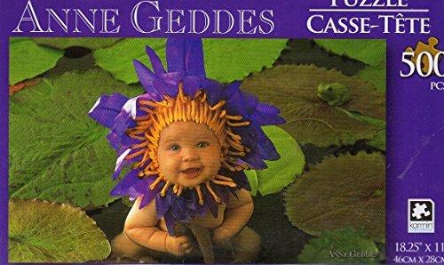 Anne Geddes - 500 Piece Jigsaw Puzzle - v3 by Anne Geddes