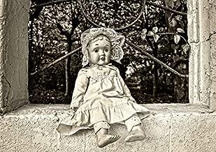 Photography Poster - Doll, Porcelain Doll, Vintage Doll, 24