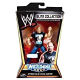 Mattel WWE Wrestling Exclusive Elite Collection Wrestle Mania 27 Action Figure Stone Cold Steve Austin by Mattel