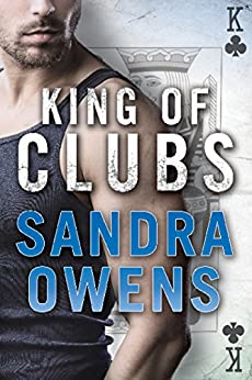 King of Clubs (Aces & Eights Book 2) by [Sandra Owens]