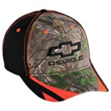 Greg's Automotive Compatible for Chevrolet Chevy Bowtie Camo Camouflage Hap Cap - Bundle with Driving Style Decal