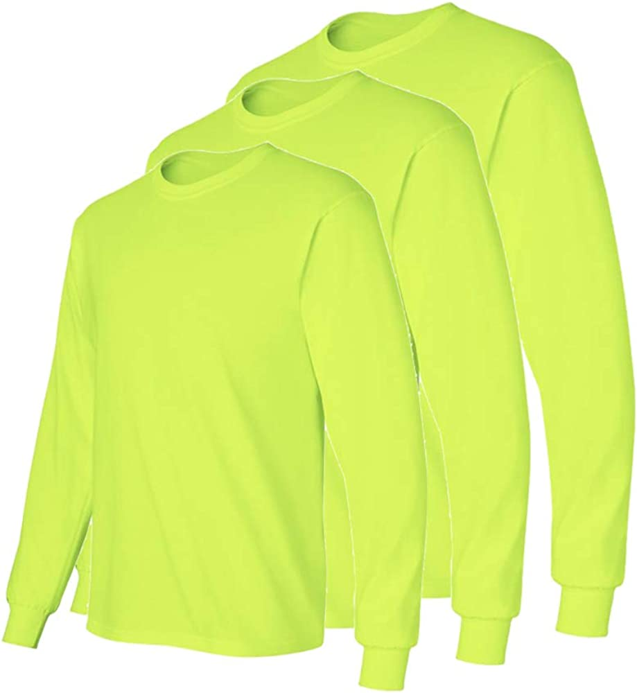 Fit In Basic Safety High Long Sleeve Visibility Wor Construction Ranking gift TOP12