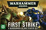 Games Workshop Jeux Atelier 60010199018 Warhammer 40,000 : First Strike Ensemble de démarrage de Jeu