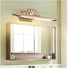 Spiegellampen, eenvoudige Europese Amerikaanse stijl 55,5/65,5 cm spiegelkastlicht energiebesparend luxe waterdichte mist ...