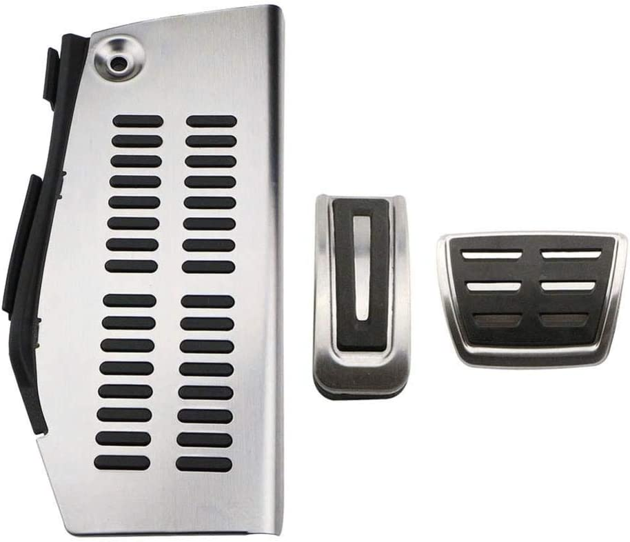 AMTXalo Max 56% OFF LHD at MT Pedal Cover Car Finally popular brand Volkswagen Pedals for Polo Vw