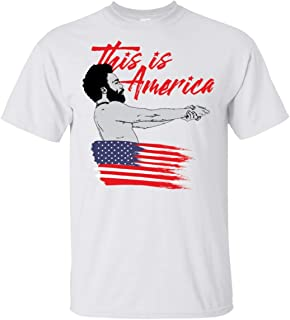 iQueen - The Worst Guys Childish Gambino This is America Hip-Hop T-Shirt