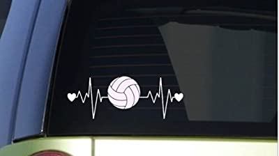 Best volleyball decals for cars