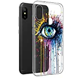 Eouine Xiaomi Mi A2 Lite Case, Phone Case Transparent Clear