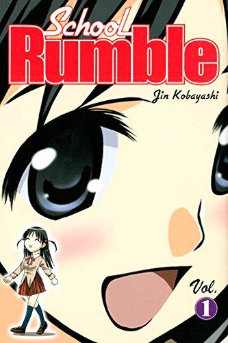 School Rumble Vol. 1 (English Edition)