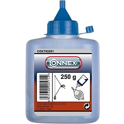 Connex Farbpuder blau 250 g für Schlagschnur, COX792251