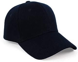 FashMade Solid Baseball Cap for Men Boys & Women Girls